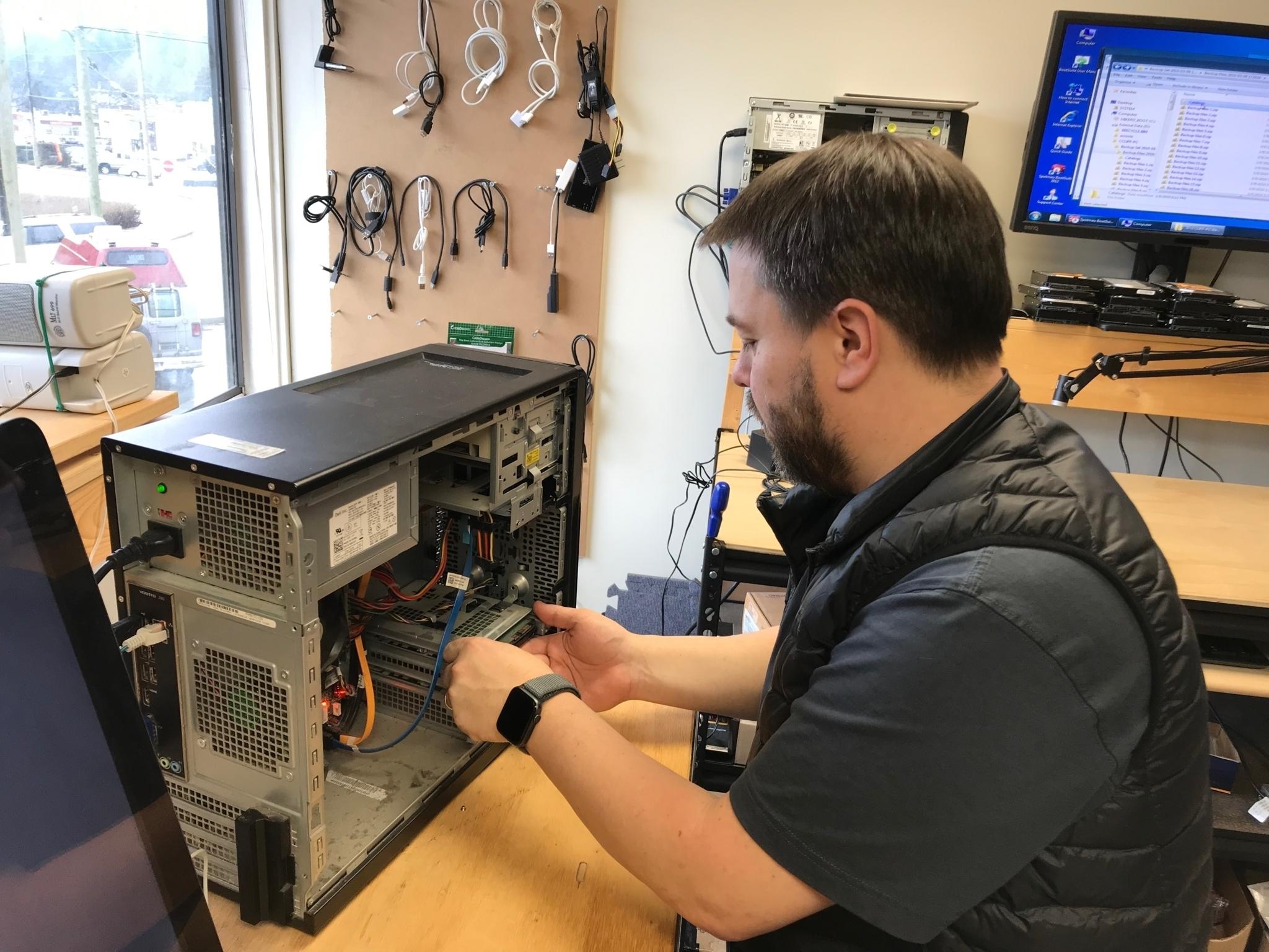 Mikero Computer Repair - Nanaimo, BC V9S 1G5 - (778)268-1775   ShowMeLocal.com