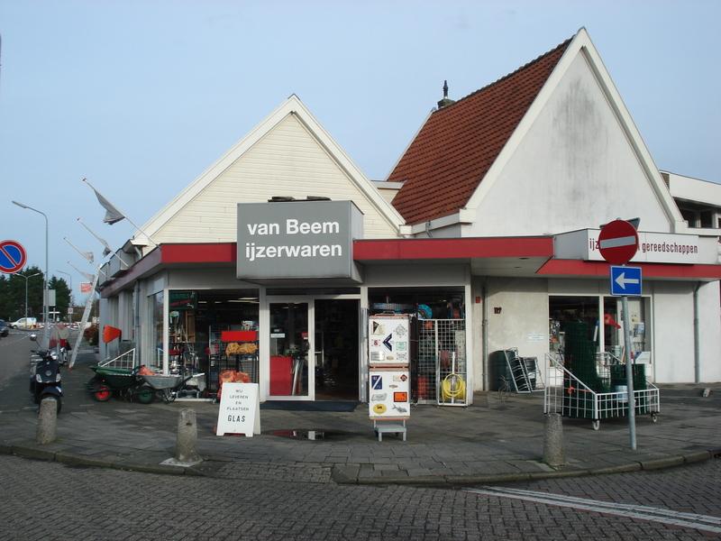 Beem IJzerwaren Van