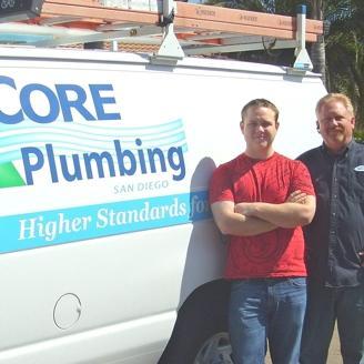 Core Plumbing San Diego
