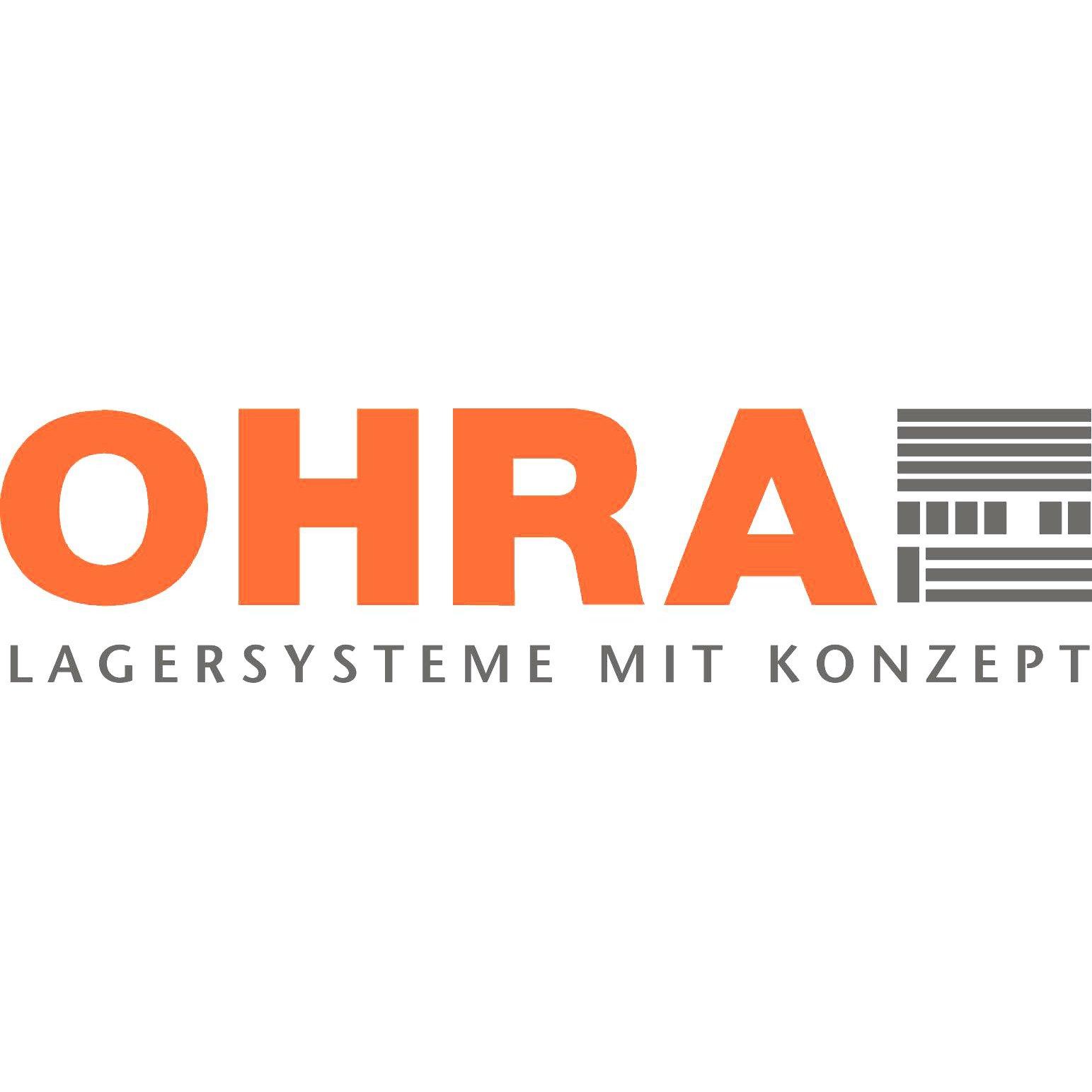 Bild zu Ohra-Regalanlagen GmbH in Kerpen im Rheinland