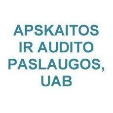 APSKAITOS IR AUDITO PASLAUGOS, UAB