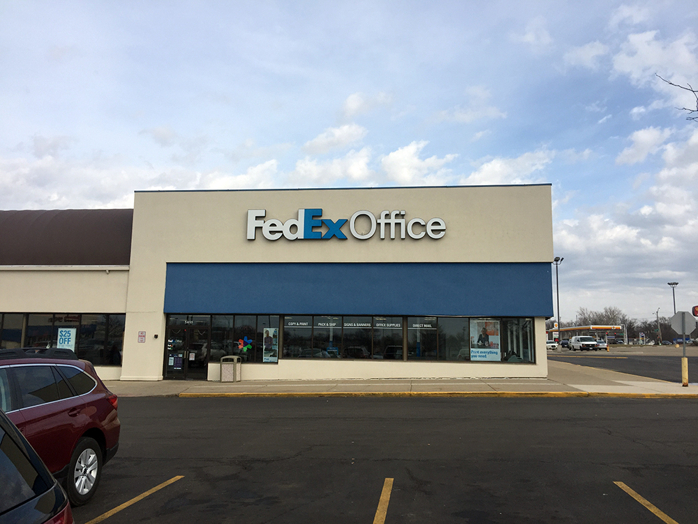 Fedex Office Print Ship Center Coupons Peoria Il Near Me