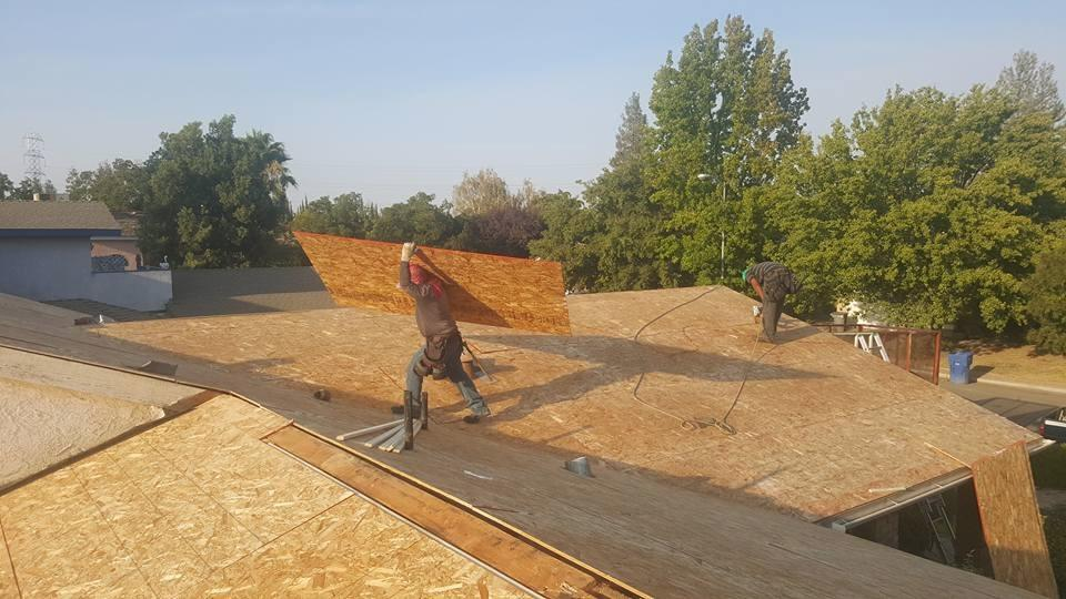 Golden State Roofing Fresno California Ca