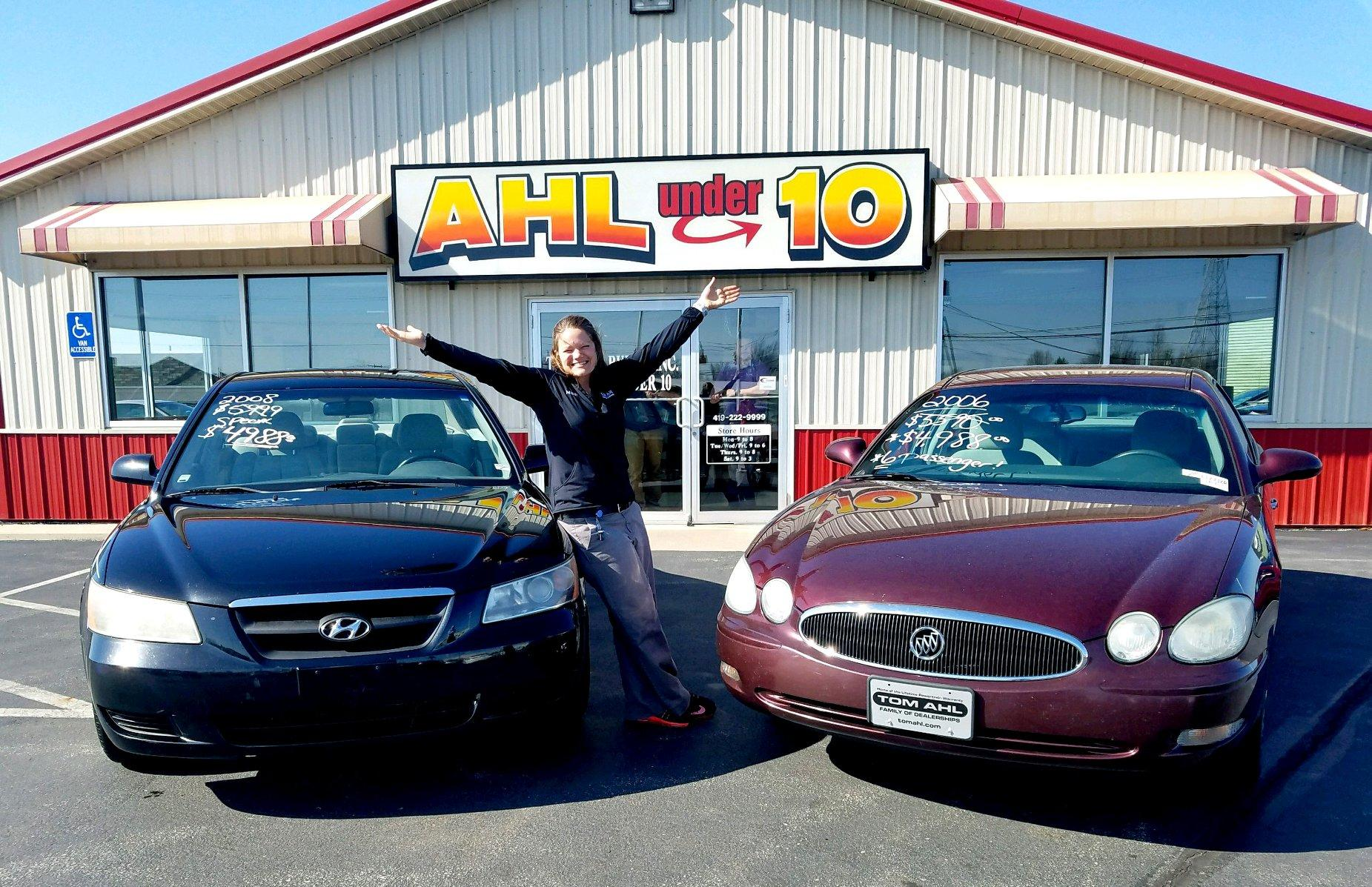 Tom Ahl Lima Ohio Used Cars