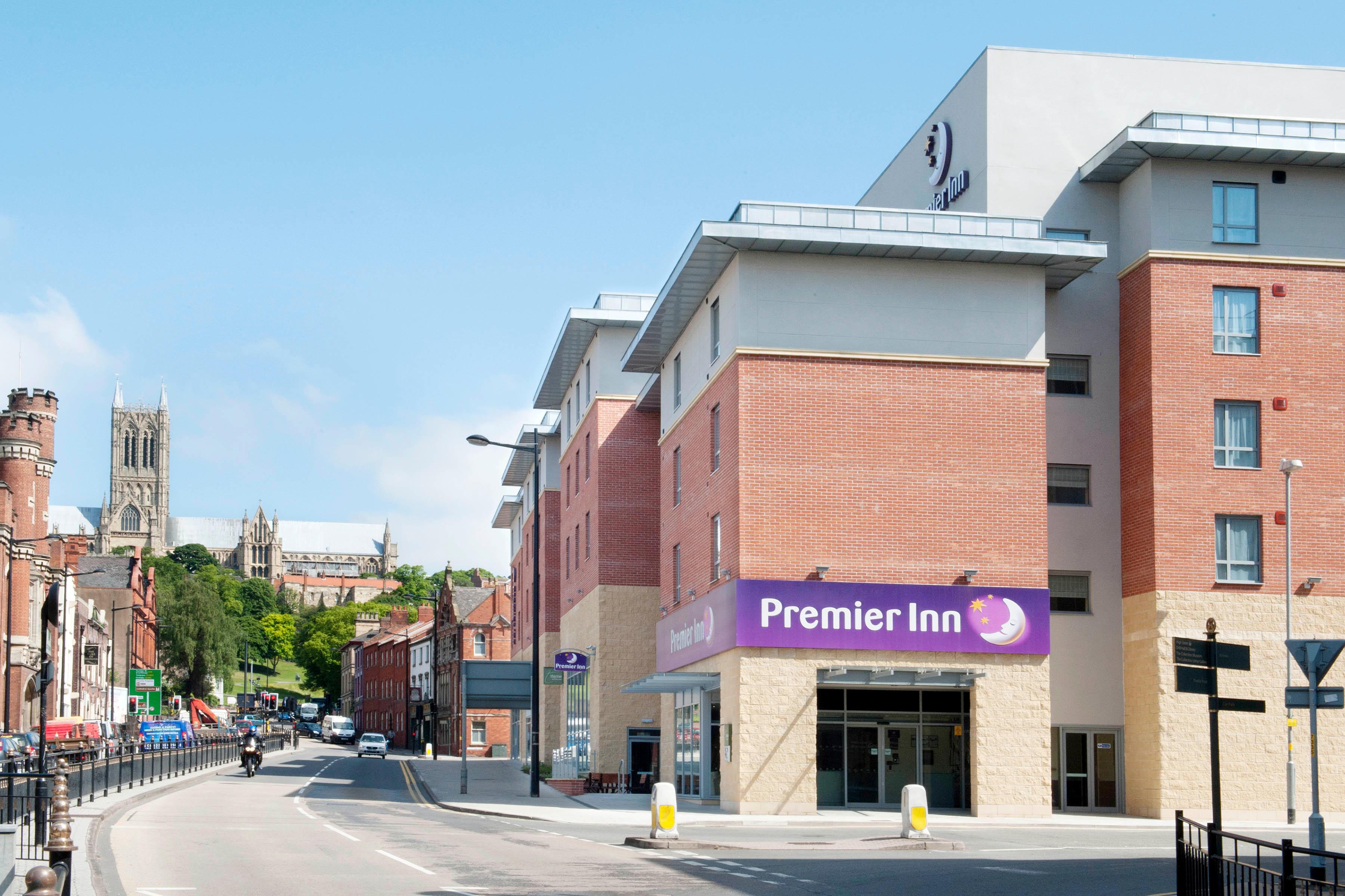 Premier Inn Lincoln City Centre