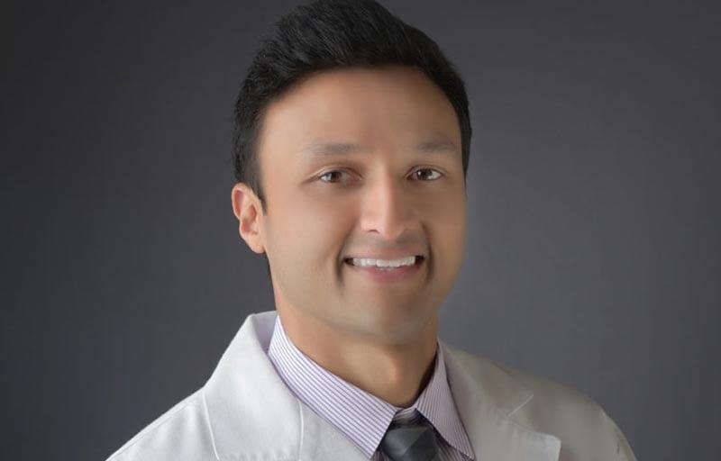 Vishal K Bhalani MD