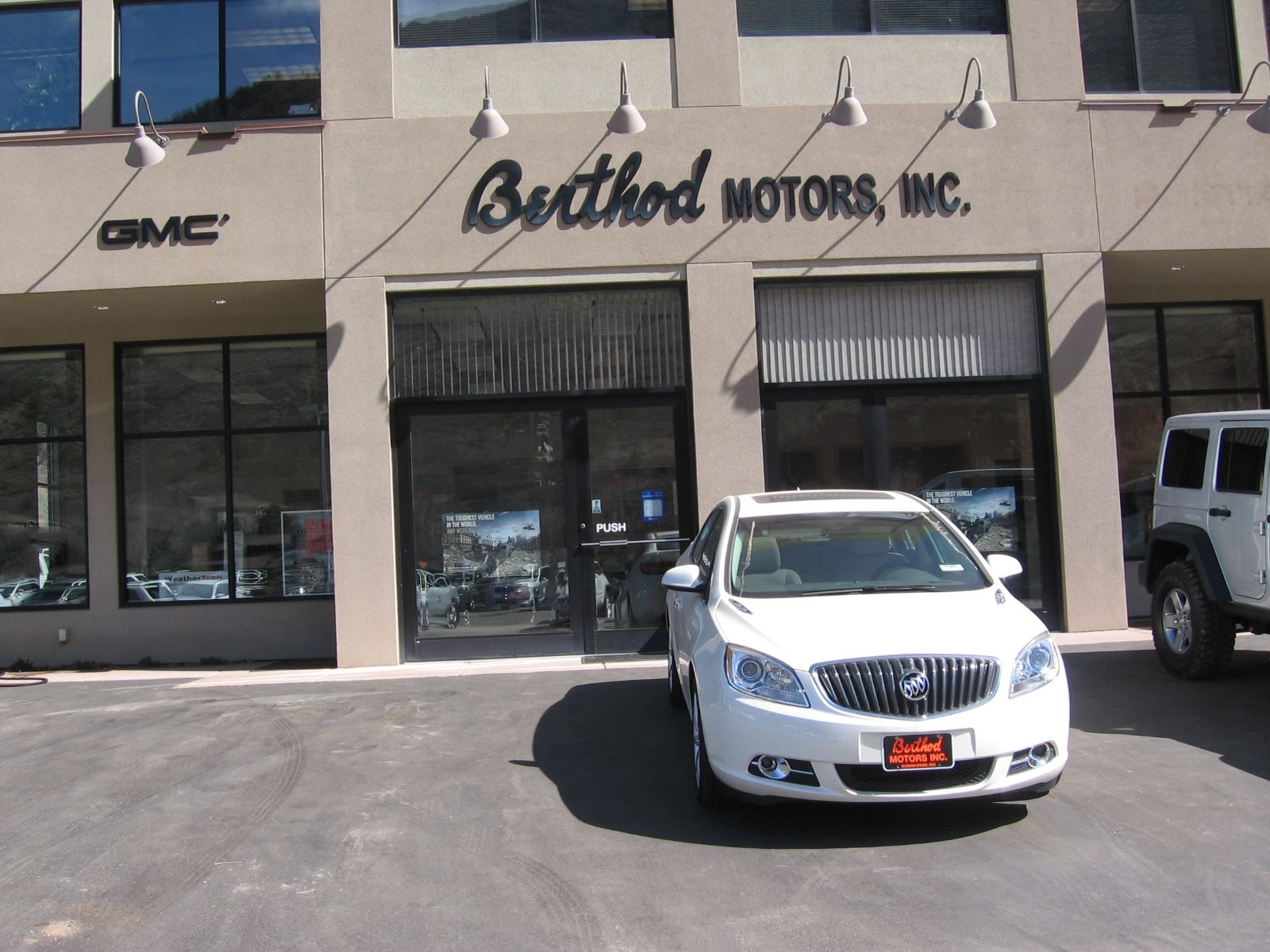 berthod motors inc in glenwood springs co 81601