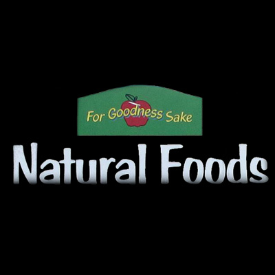 For Goodness Sake Natural Food