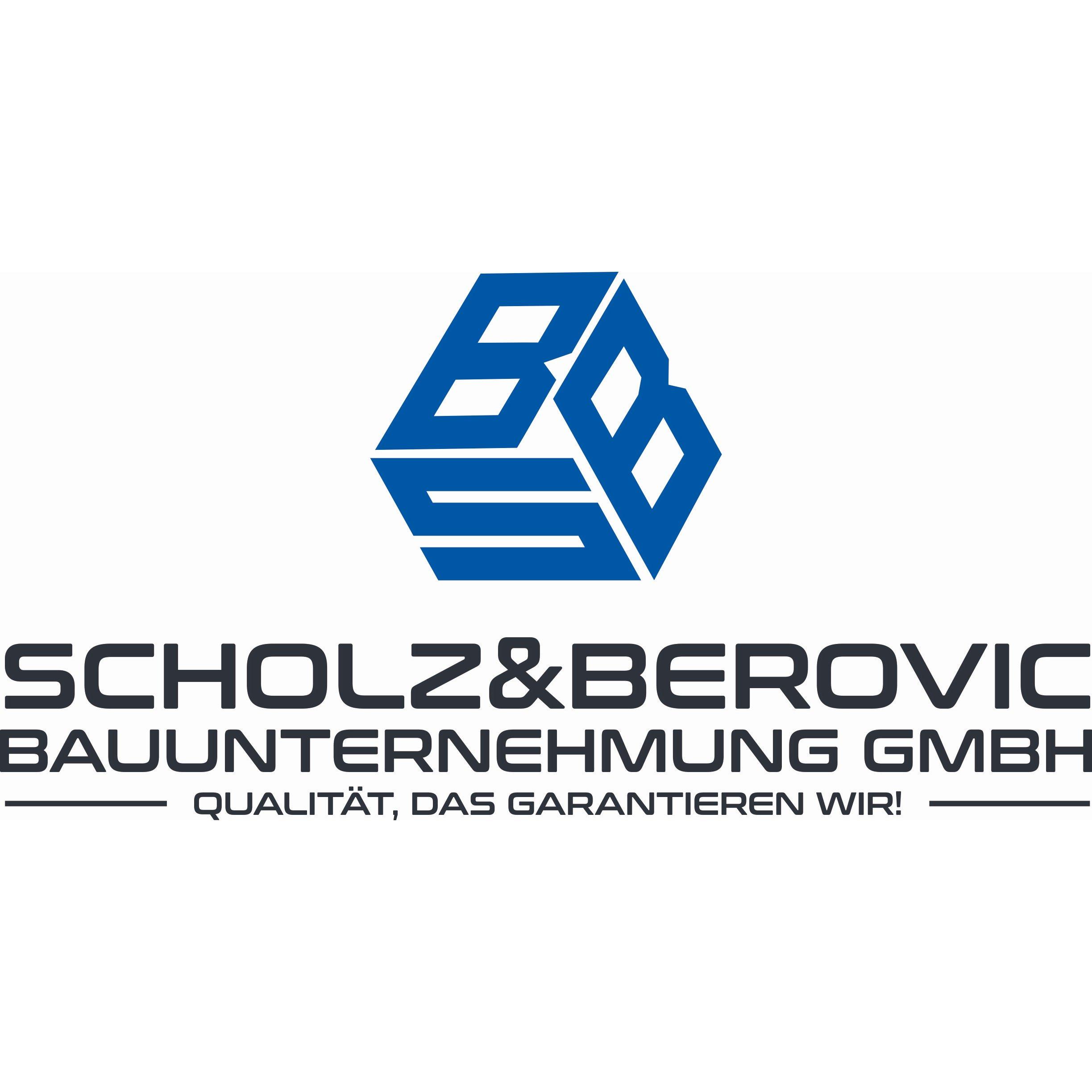 Bild zu Scholz&Berovic Bauunternehmung GmbH in Neckarsulm