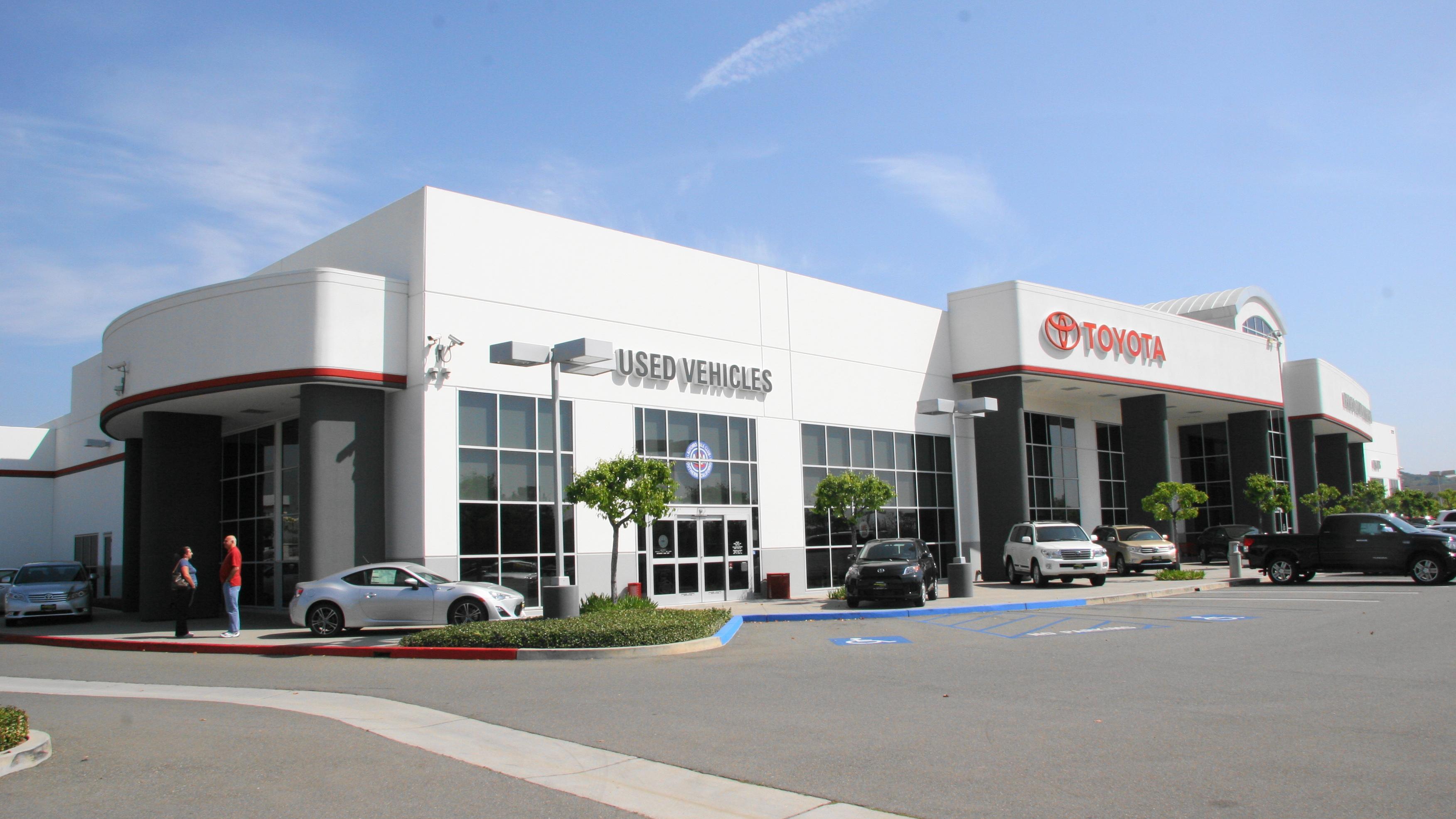Santa Margarita Toyota Toyota Dealer Rancho Santa Html