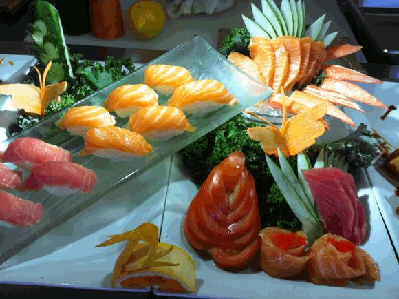 Sushi Restaurants Open On Thanksgiving Near Me