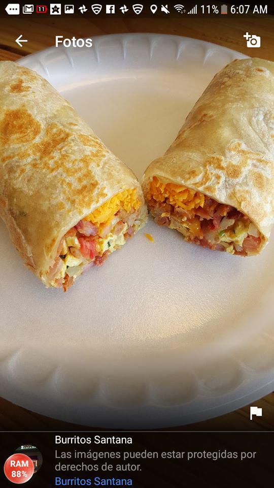 Burritos Santana