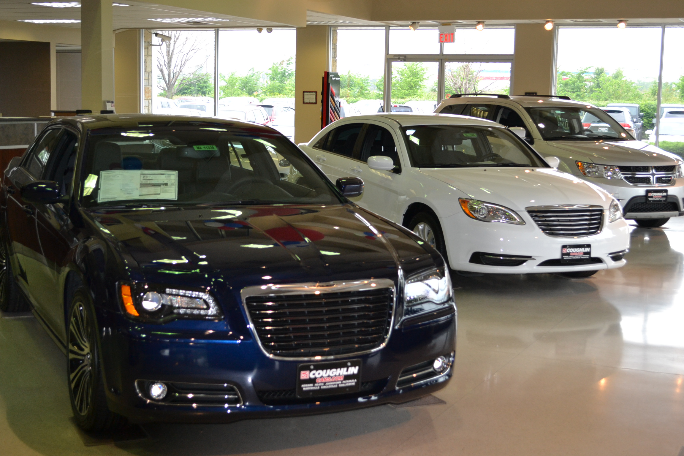 Coughlin Used Cars Marysville