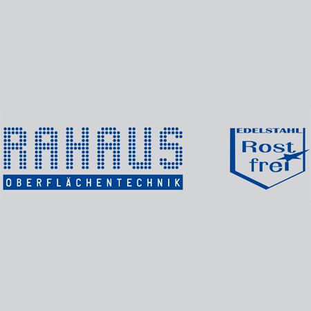 Bild zu Rahaus Oberflächentechnik GmbH Inh. Norman Paudler in Bielefeld