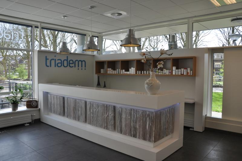 Triaderm Huid- Oedeem- en Lasertherapie