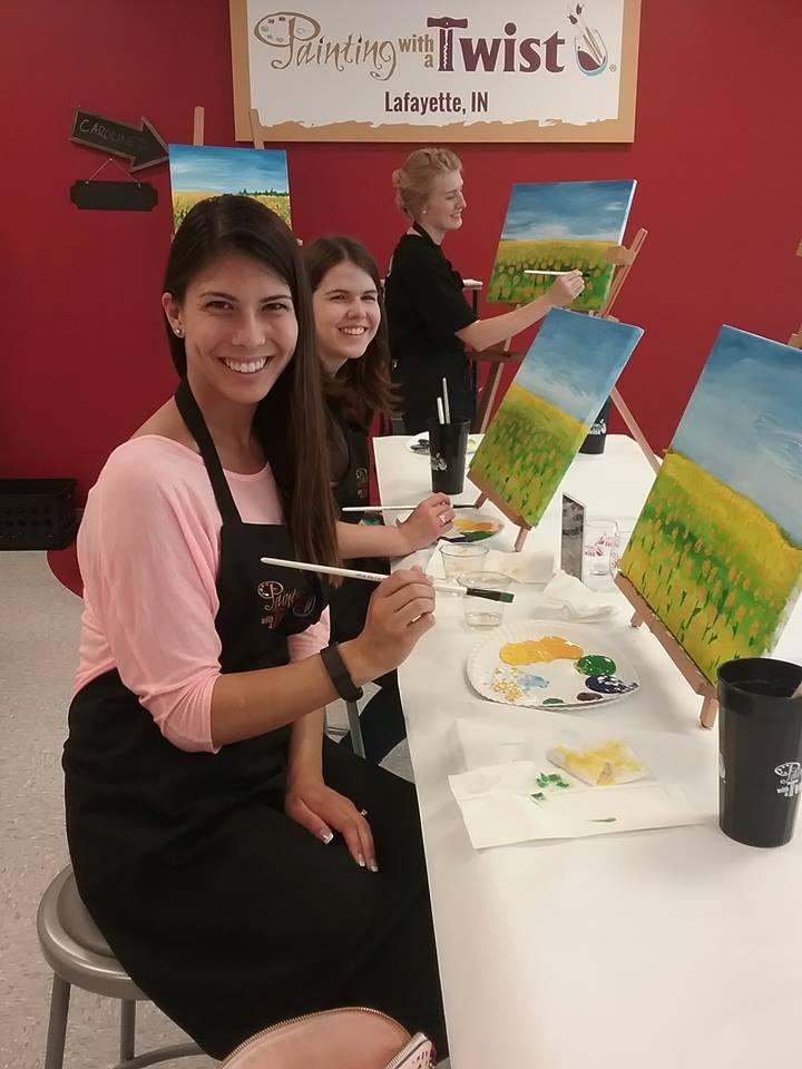 Painting with a twist coupons near me in lafayette 8coupons for Painting with a twist arizona