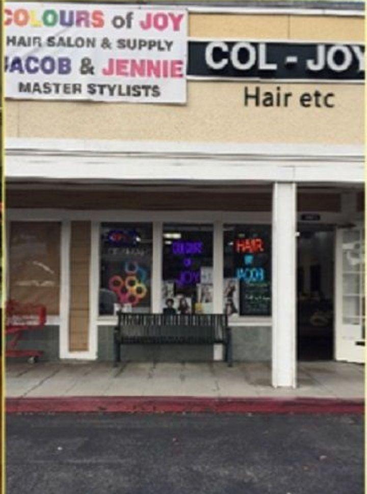 Colours of Joy - Professional Beauty Supply & Hair Salon ...