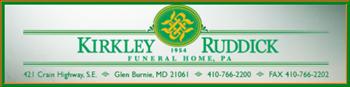 Kirkley-Ruddick Funeral Home PA