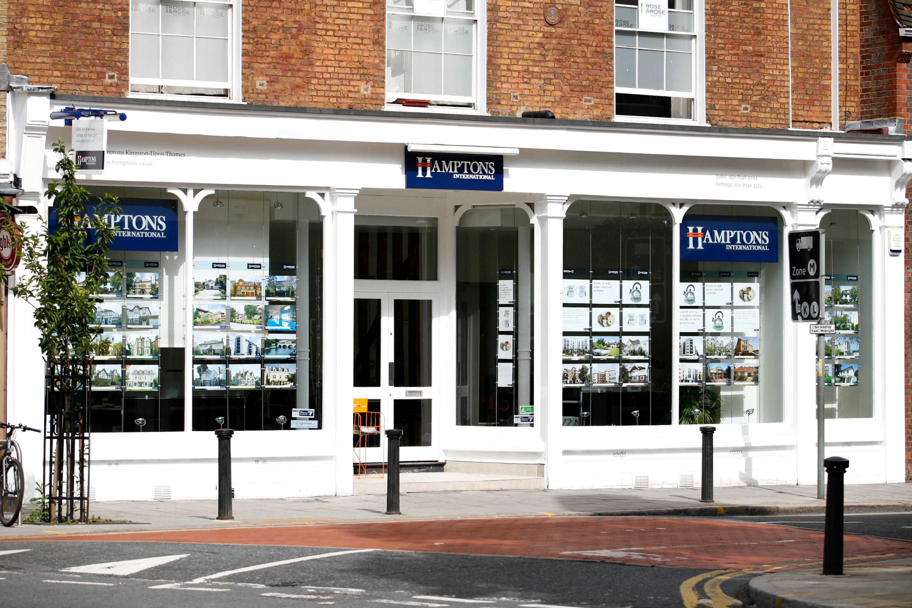 Hamptons International Estate Agents Kingston