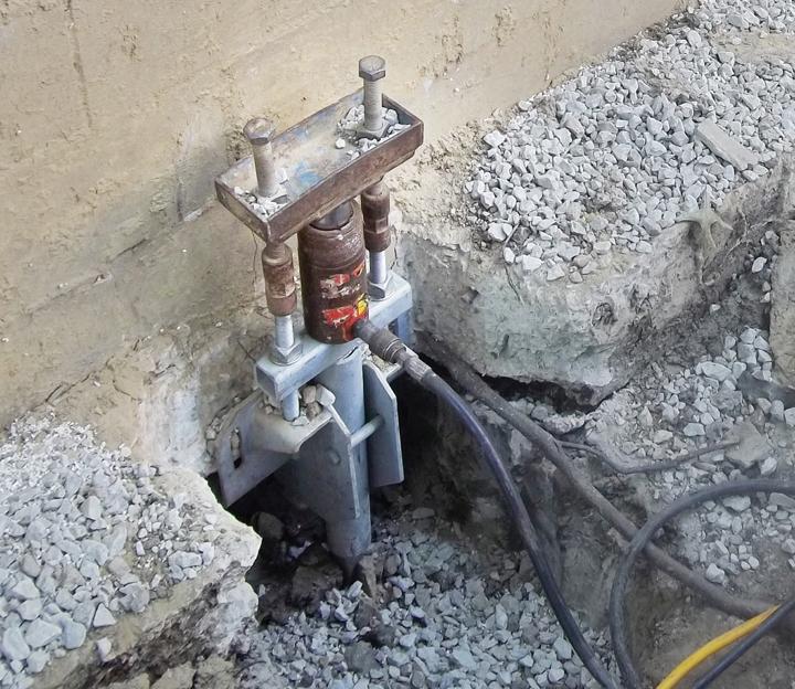 Helitech Waterproofing & Foundation Repair