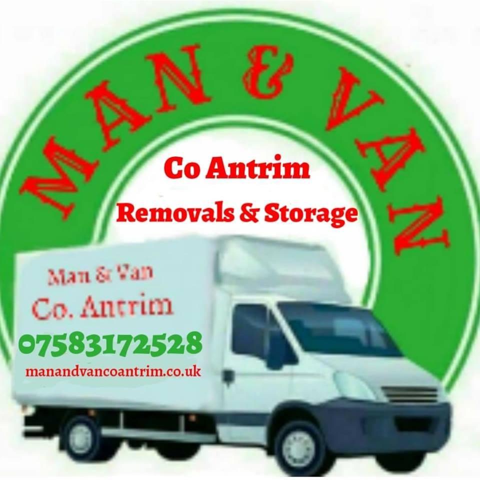 Man & Van Co Antrim Removals & Storage - Crumlin, County Antrim BT29 4YT - 07583 172528 | ShowMeLocal.com