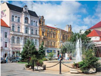Teplice - magistrát města