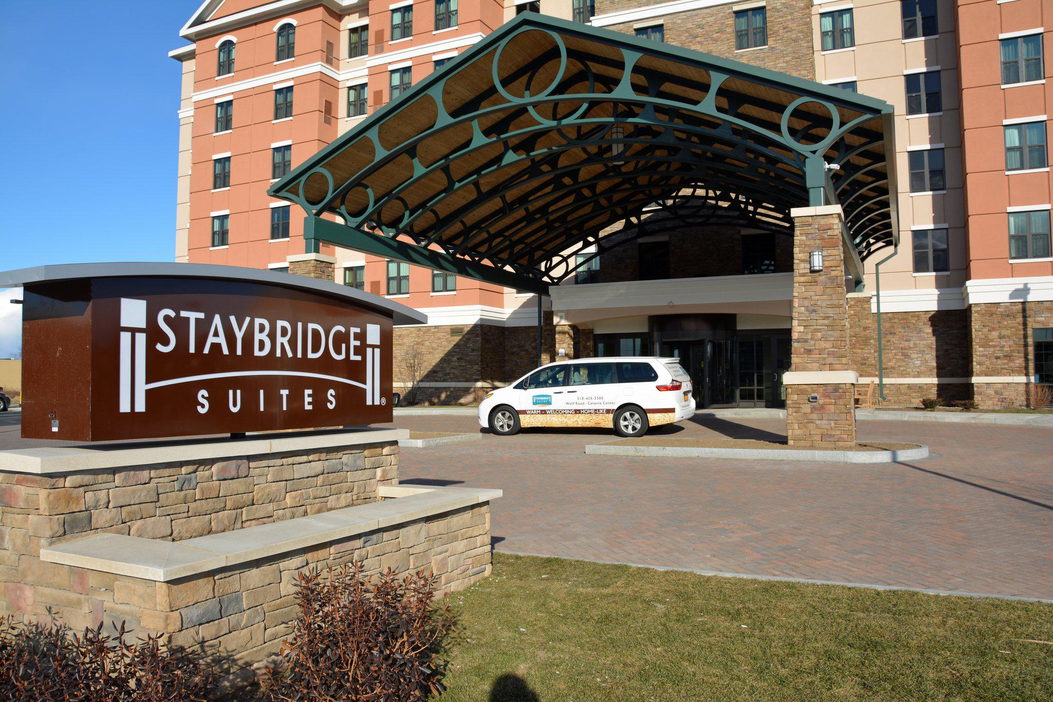 Staybridge Suites Albany Wolf Rd Colonie Center Albany