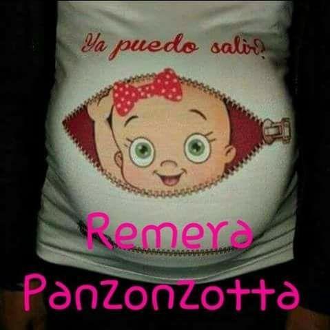 REMERAS PANZONZOTTA