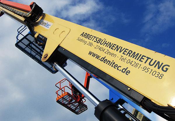 denitec Fahrzeug- und Maschinenhandel - Huibrecht Grootenboer e.K. Zeven