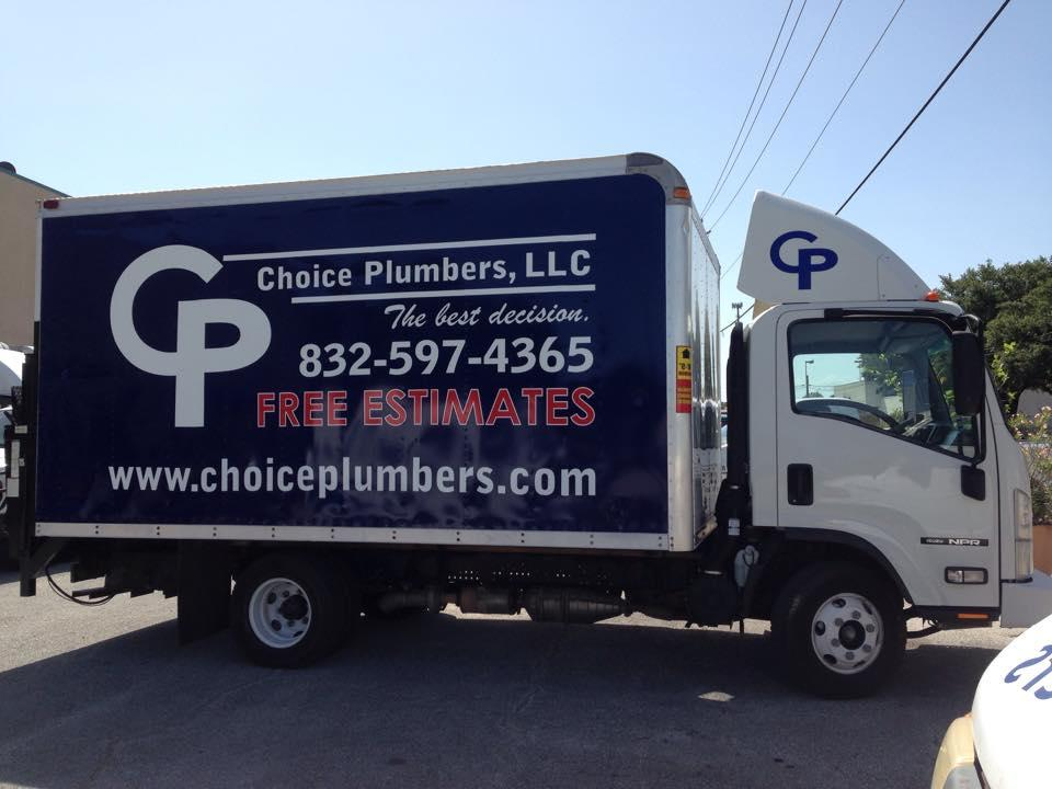 Choice Plumbers, LLC.