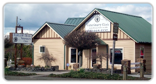 Vets in OR Sandy 97055 Barlow Trail Veterinary Clinic 39231 Proctor Blvd (503)912-8899