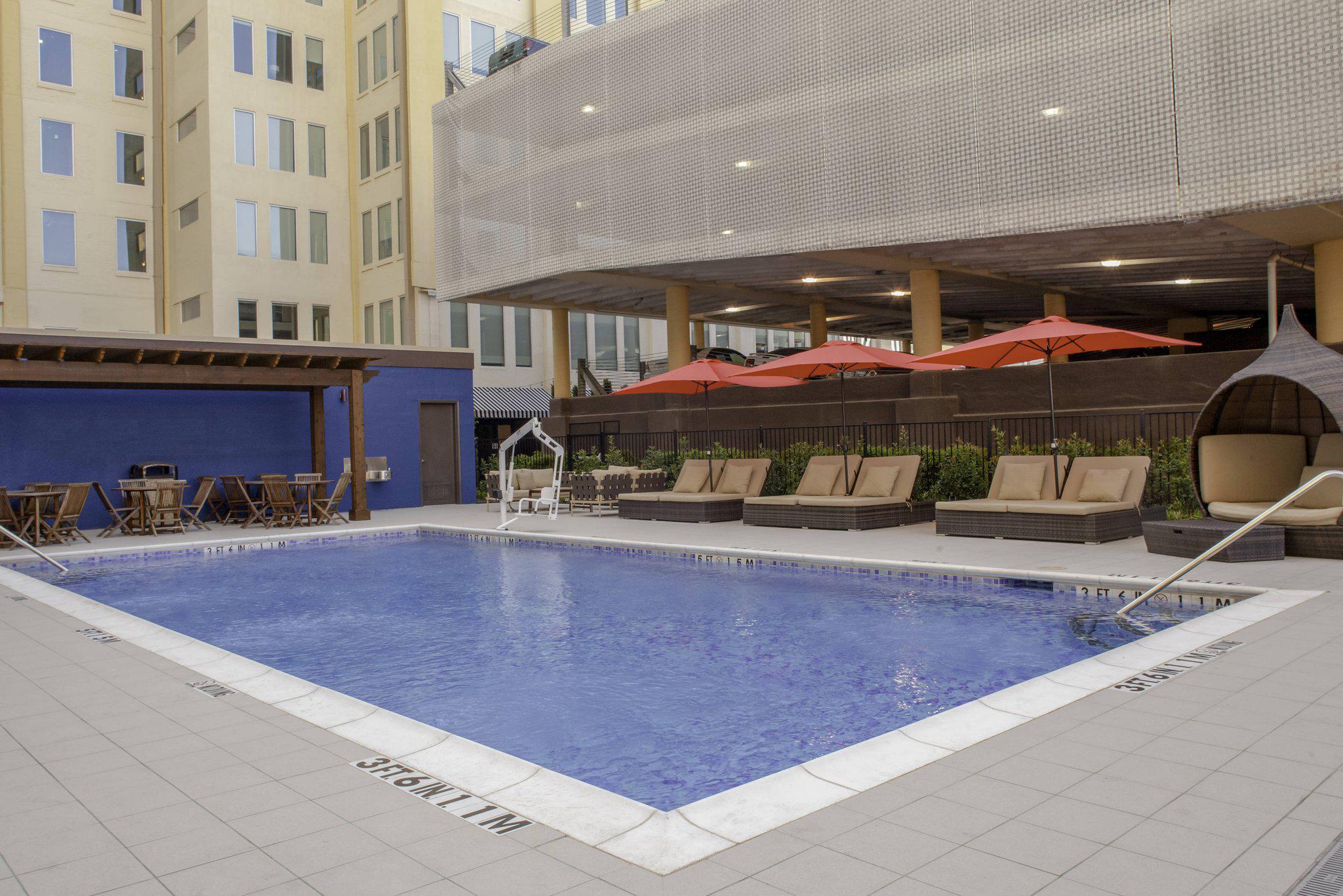 Fairfield Inn & Suites by Marriott Dallas Downtown