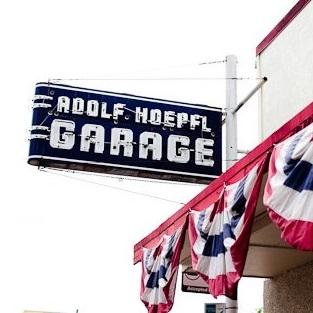 Adolf Hoepfl Garage - Houston, TX