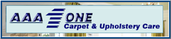 AAA 1 Carpet & Upholstery Cleaning
