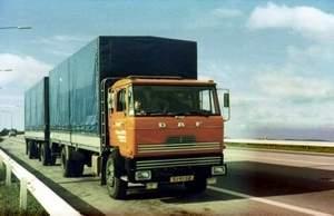 Kessel Transport VOF Van