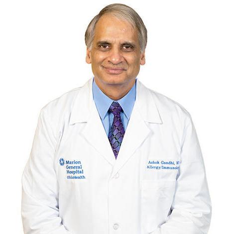 Ashok Dhiren Gandhi, MD