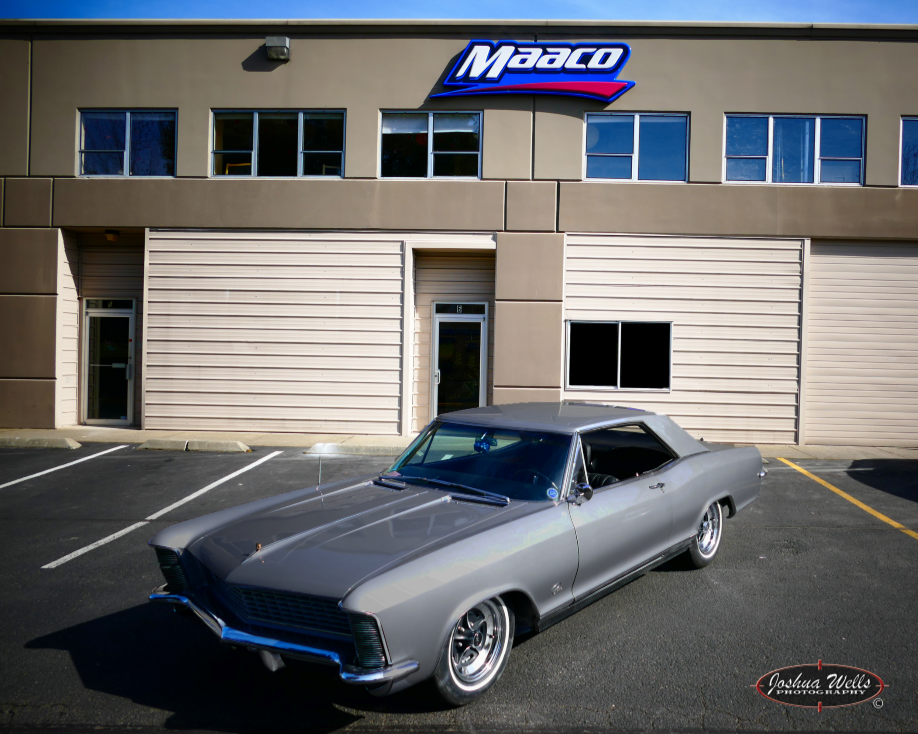 Maaco Collision Repair & Auto Painting, Woodinville
