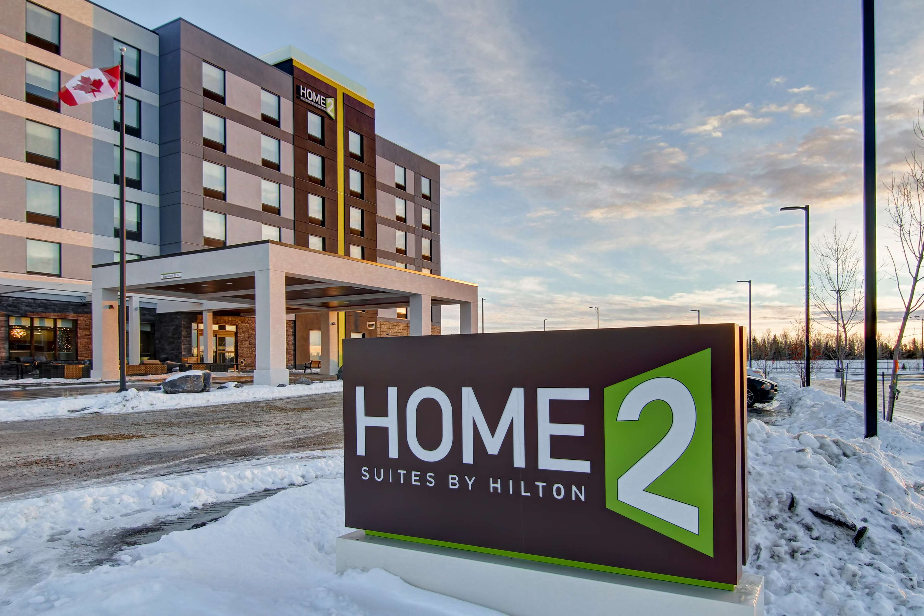 Home2 Suites by Hilton Edmonton South - Edmonton, AB T6W 2P6 - (780)250-3000 | ShowMeLocal.com