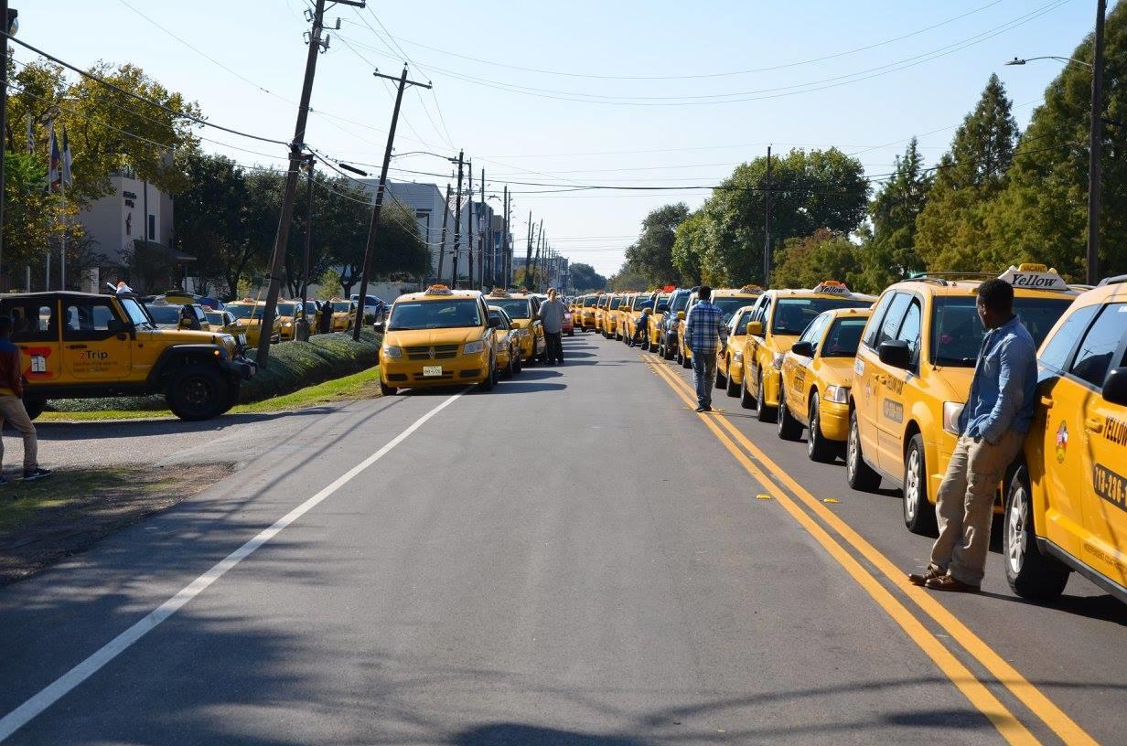 Taxi 77070