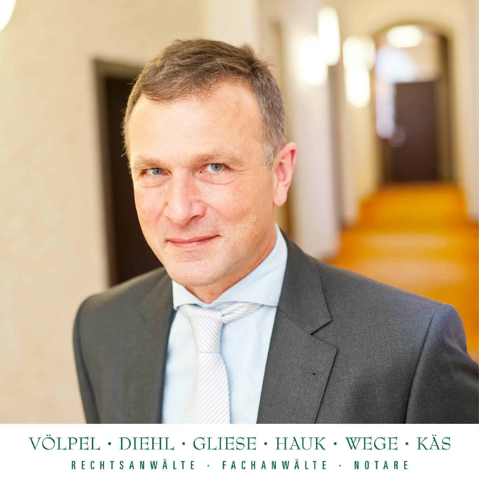 Bild zu Rechtsanwalt Gunter Wege - Sozietät Völpel & Kollegen in Gießen