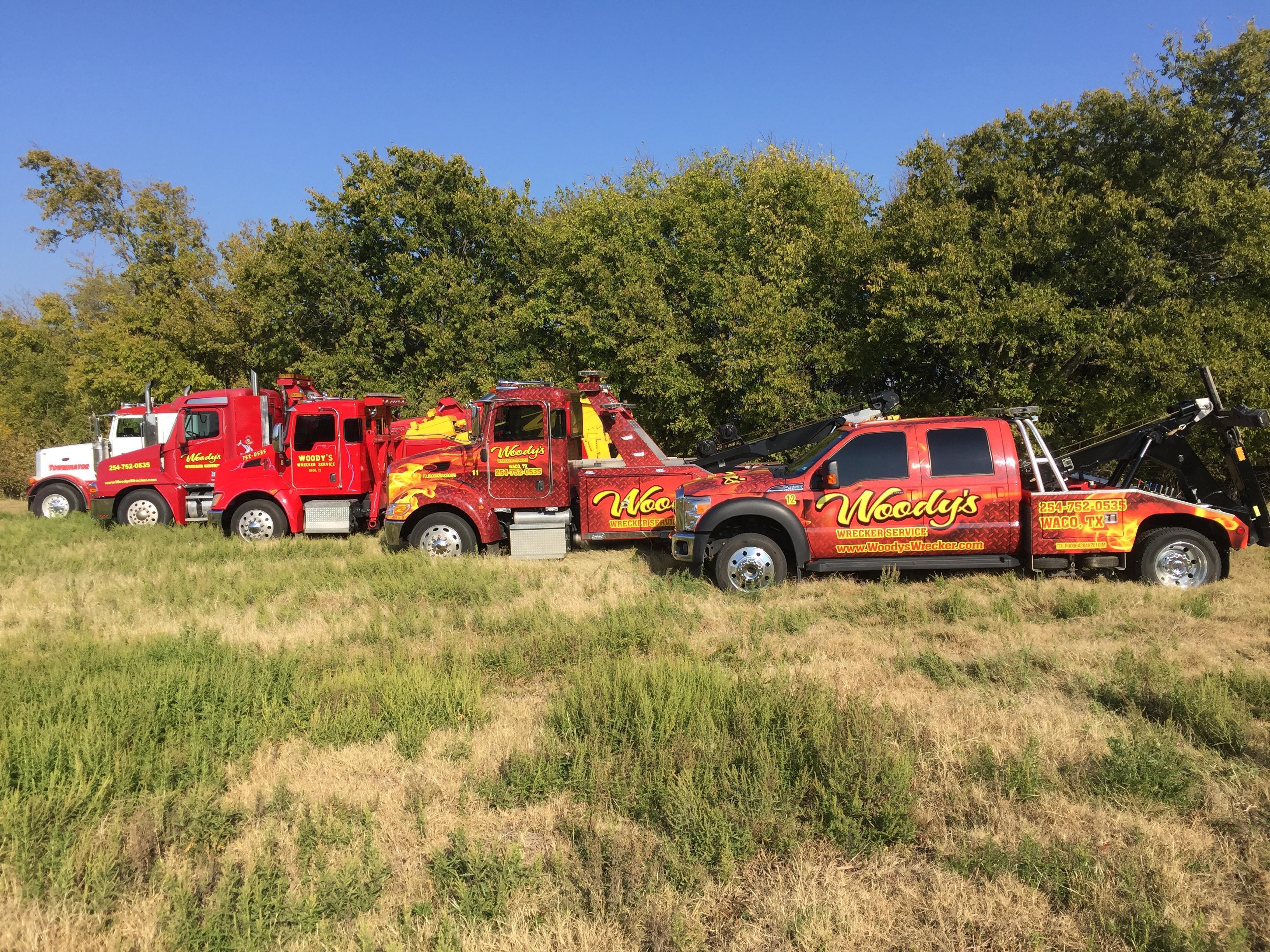 Pep Boys Near Me >> Woody's Wrecker Service, Waco Texas (TX) - LocalDatabase.com