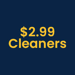 2.99 Cleaners