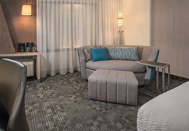Guest Sofa Bed Courtyard by Marriott Cold Lake Cold Lake (780)594-0989