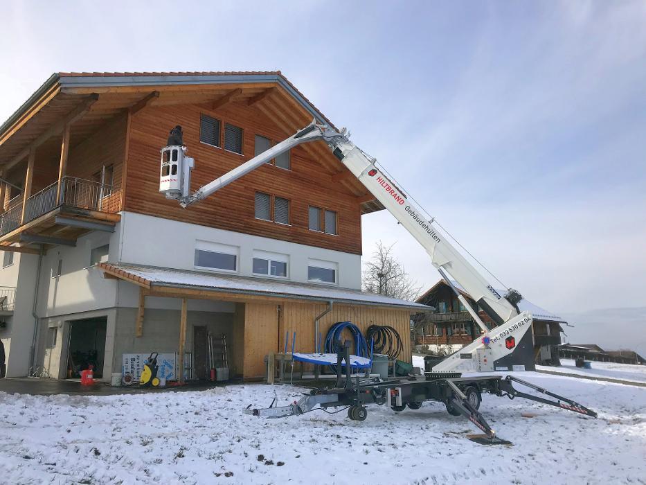 Hiltbrand Gebäudehüllen GmbH