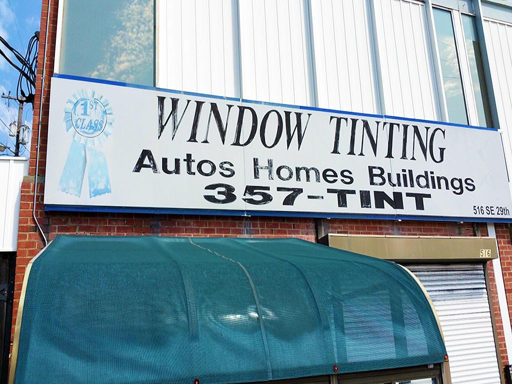 1st Class Window Tinting