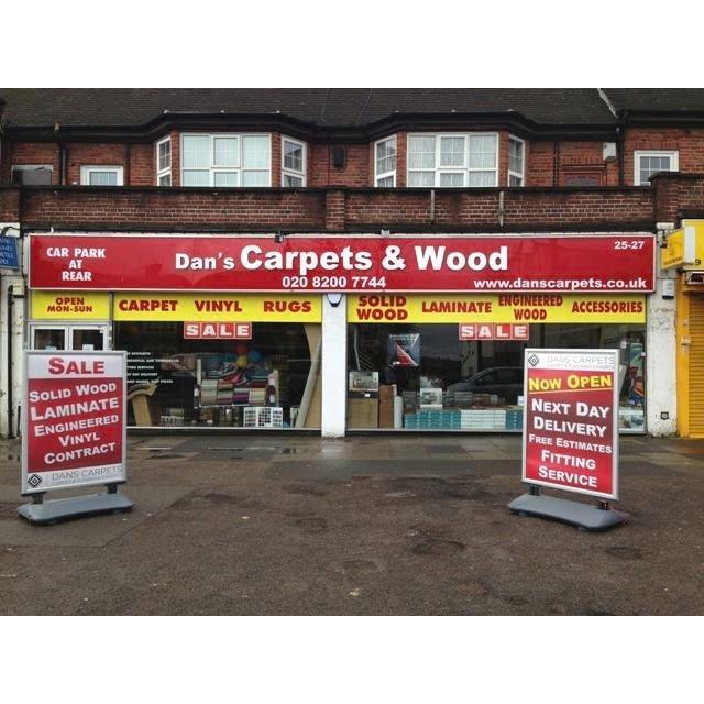Dan's Carpets & Flooring - Edgware, London HA8 5LD - 020 8200 7744 | ShowMeLocal.com