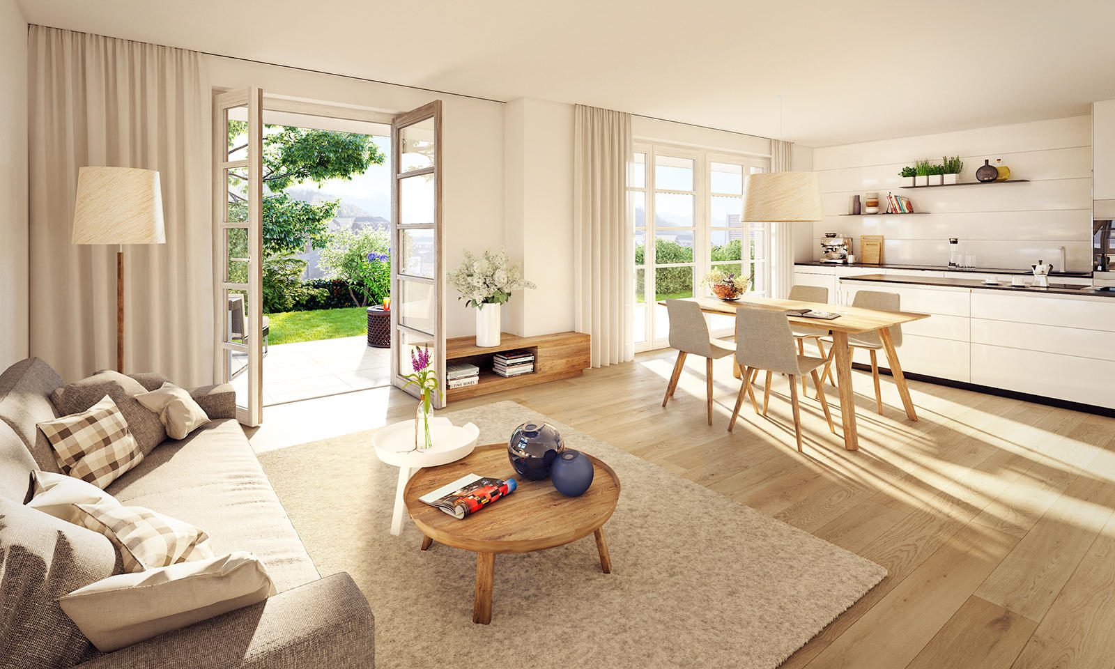 Quartier Tegernsee – Exklusive Eigentumswohnungen & Appartements Tegernsee