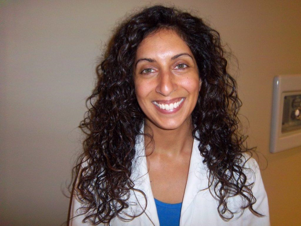 Dr Louise Hill in Orillia: Dr. Farrah Merali