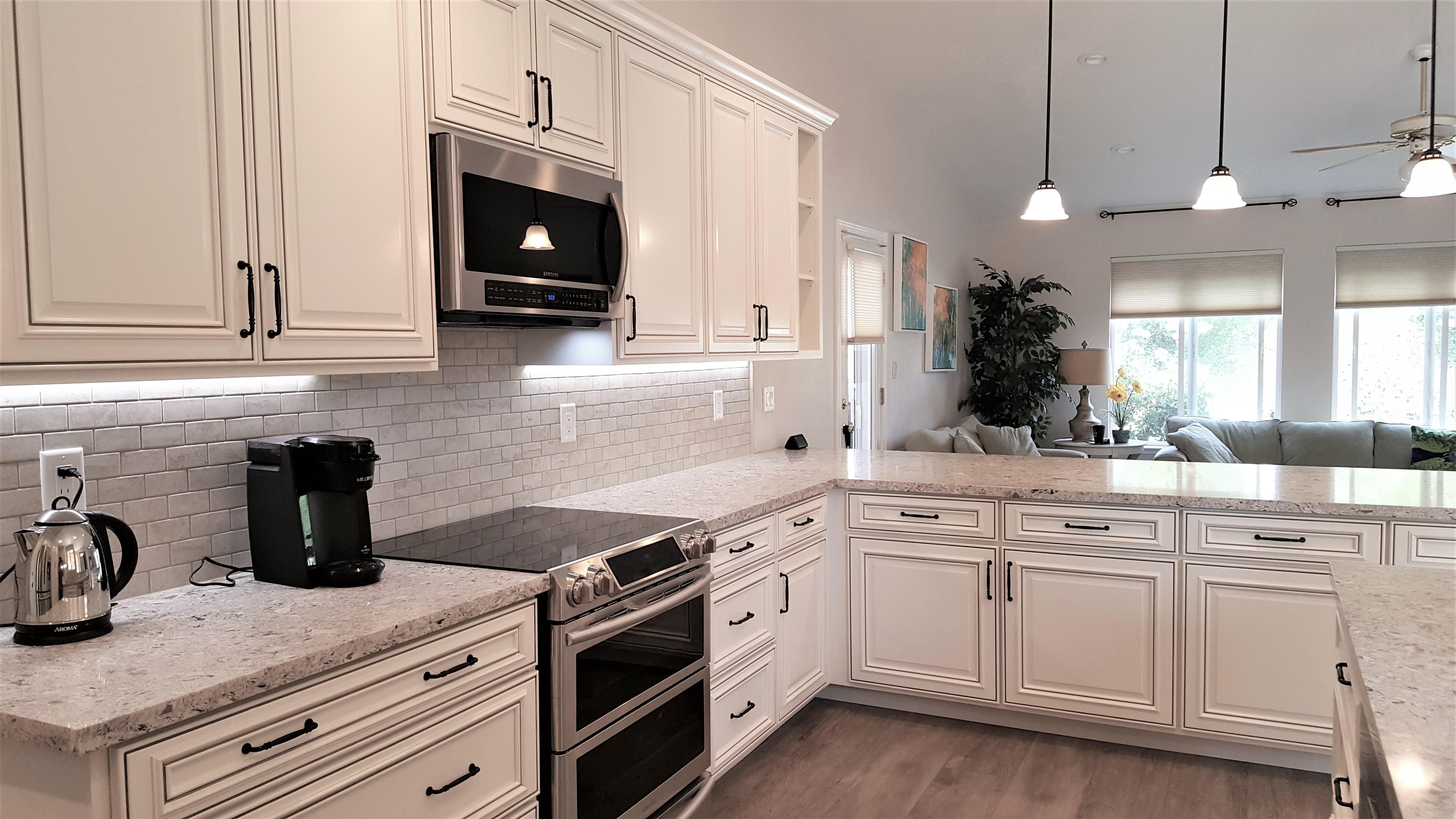 Apex Kitchen Cabinet And Granite Countertop Fresno Ca