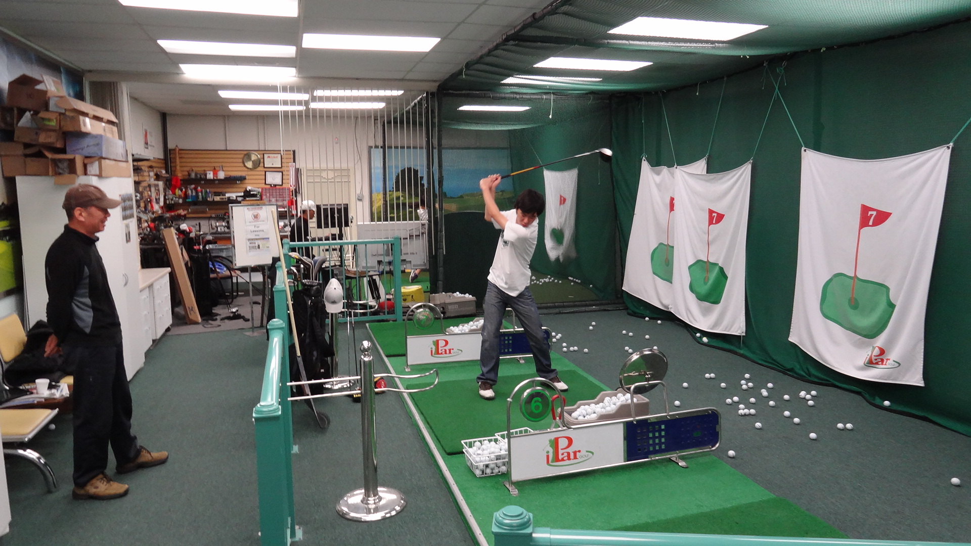 Ipar golf academy in santa clara ca 95051 for Academy salon santa clara